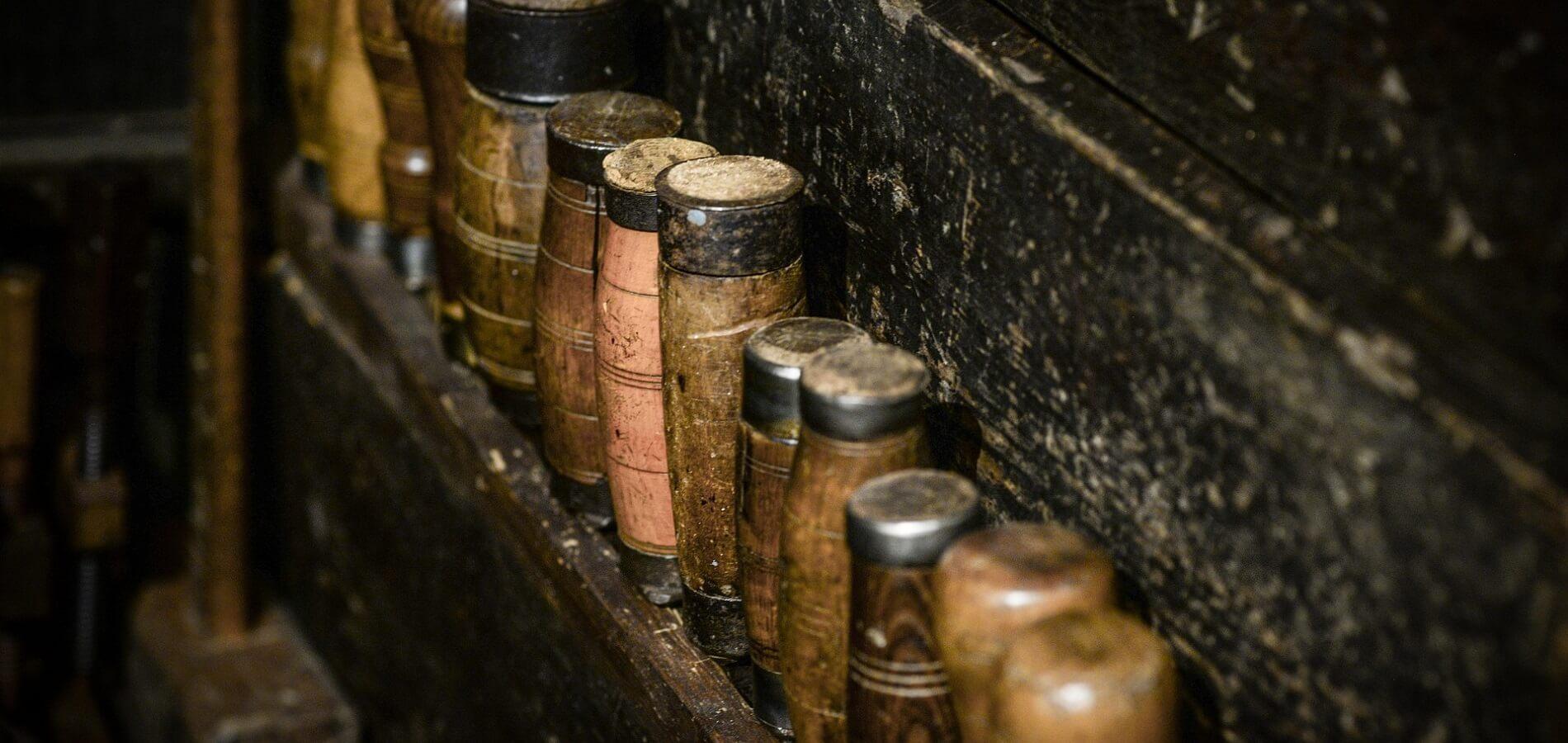 talla de fusta
